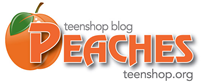 Peaches logo