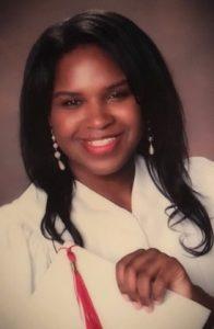 Grace Teenshop alumna Amaris Manning