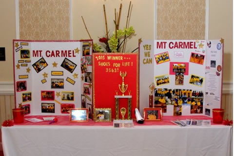 Mount Carmel Teenshop Chapter