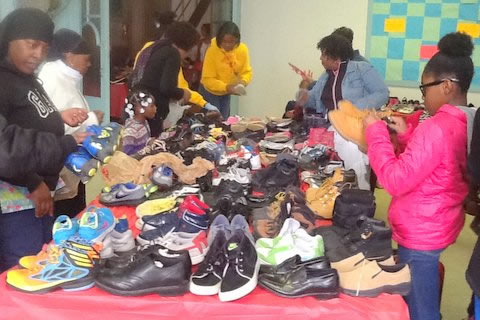 Teenshop Shoes For Life Program