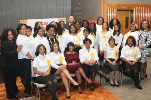 Teenshop Women's History Month Program