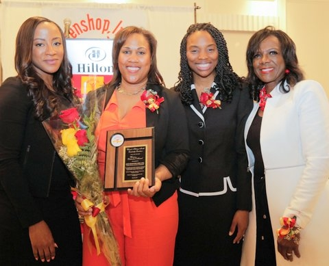 Teenshop Women's History Month Luncheon