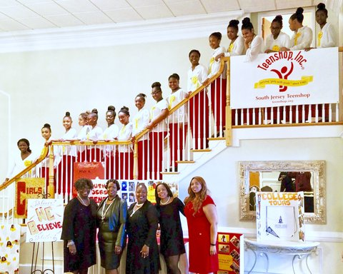 South Jersey Teenshop's Women's History Month Leadership Luncheon