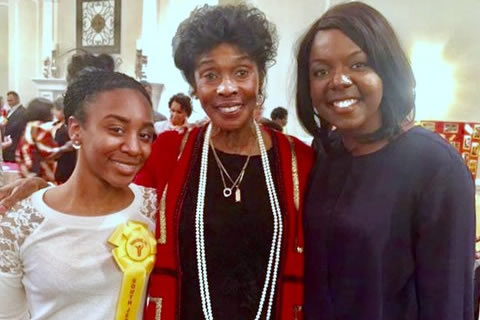 Teenshop Women's History Month Leadership Luncheon