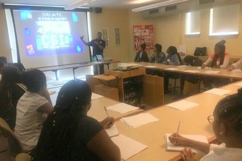 Teenshop Summer College Prep Program