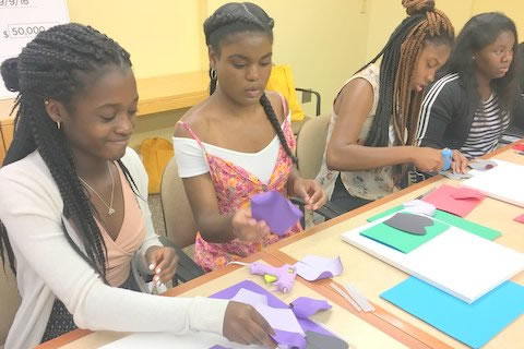 Teenshop Summer College Prep Program